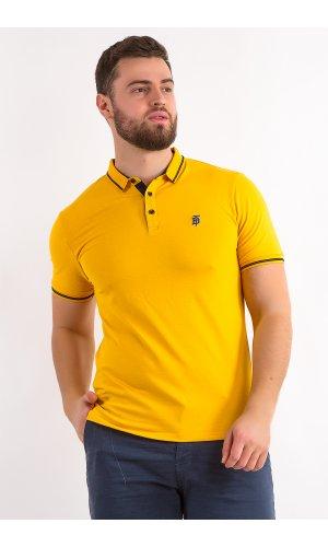 Поло Alexbenson 82007 (Желтый)