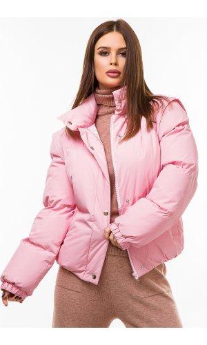 Куртка синтепон Ruixi 906 (Розовый)