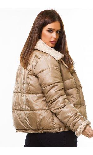 Куртка синтепон Ruixi R902 (Т.Бежевый)