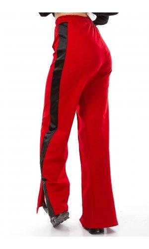 Брюки спорт Remix W V1998-10-1 (Красный)