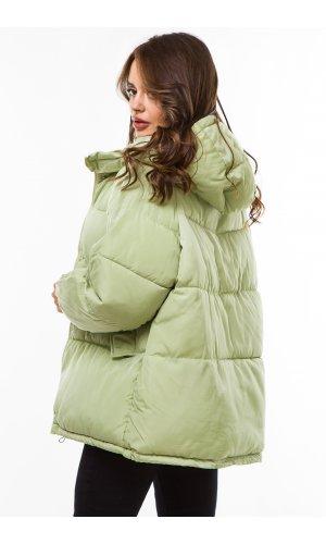 Куртка синтепон Miss You 832  (Ментоловый)
