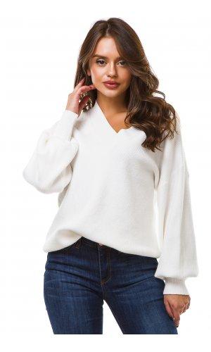 Пуловер Remix W D075 (Белый)