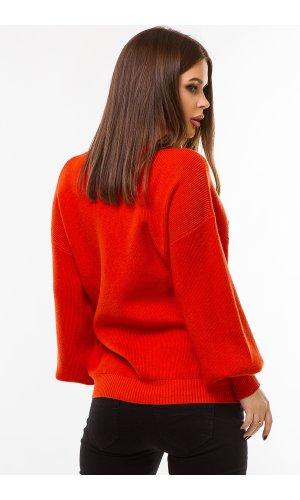Пуловер Remix W D075 (Коралловый)