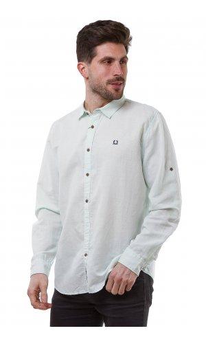 Рубашка L-988 (ментоловый)