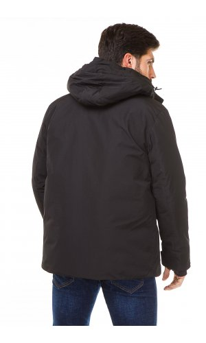 Куртка Jlab+Remix 19-67 (Черный)