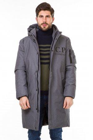 Куртка синтепон. CP Company 8-19 Серый - фото 2