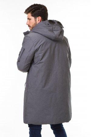 Куртка синтепон. CP Company 8-19 Серый - фото 1