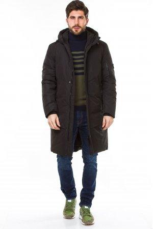 Куртка синтепон. CP Company 8-966 Черный - фото 2