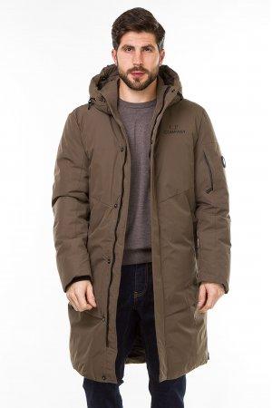 Куртка синтепон. CP Company 8-966 Кофейный - фото 2