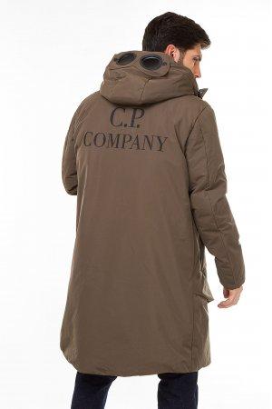 Куртка синтепон. CP Company 8-966 Кофейный - фото 1