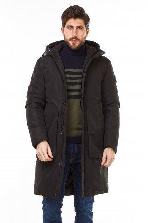 Куртка синтепон. CP Company 8-977 Черный - фото 2