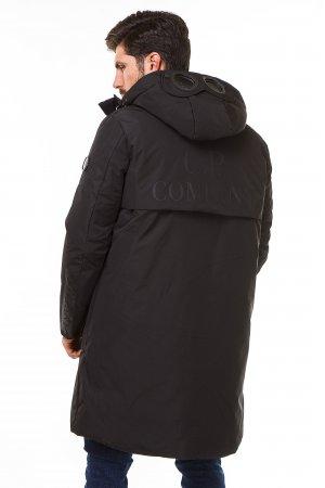 Куртка синтепон. CP Company 8-977 Черный - фото 1