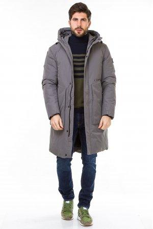 Куртка синтепон. CP Company 8-977 Серый - фото 2