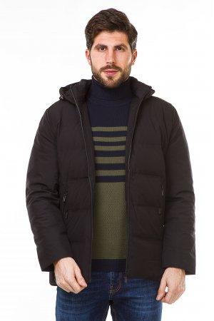 Куртка синтепон. Luobaidafushi 8805 Черный - фото 2