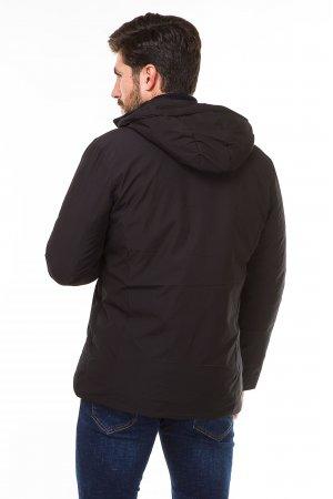 Куртка синтепон. Luobaidafushi 8805 Черный - фото 1