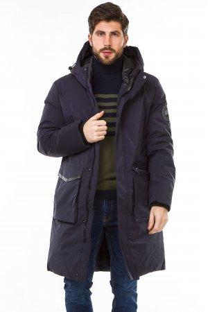 Куртка синтепон. Canada Goose 9019 Синий - фото 2