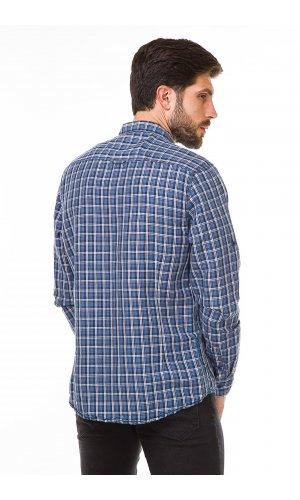 Рубашка Jlab+Remix LB09 (Синий)