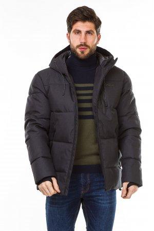 Куртка синтепон. Pogo PG9981 Черный - фото 2