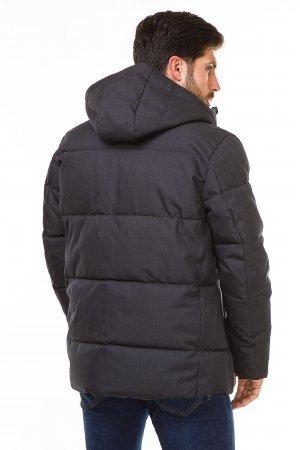 Куртка синтепон. Pogo PG9981 Черный - фото 1