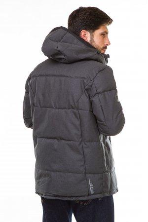 Куртка синтепон. Pogo PG9982 Серый - фото 1