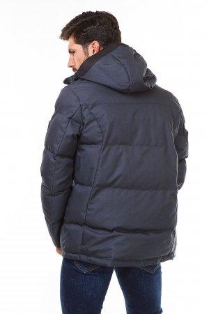 Куртка синтепон. Pogo PG9982 Т.Зеленый - фото 1