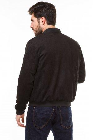 Куртка замшевая Jlab+Remix V1998-117 Черный - фото 1