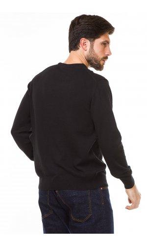 Пуловер Gabbiano Bianco 1454 (Черный)