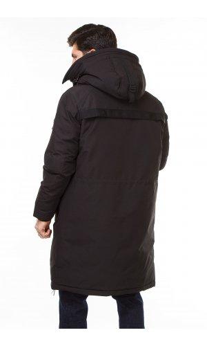 Куртка Vivacana 19AW585M (Черный камуфляж)