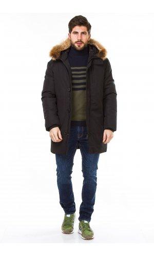 Куртка Canada Goose 8-11 (Черный)