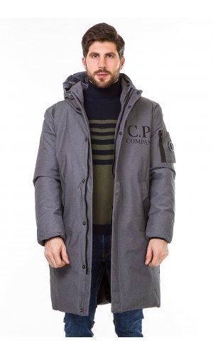 Куртка CP Company 8-19 (Серый)