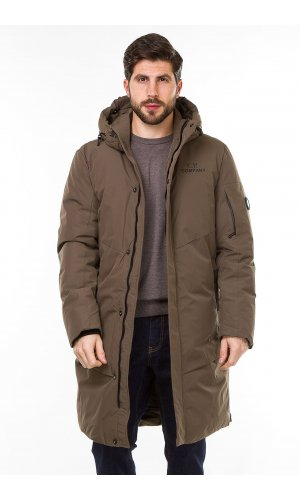 Куртка CP Company 8-966 (Кофейный)