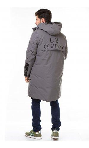 Куртка CP Company 8-977 (Серый)