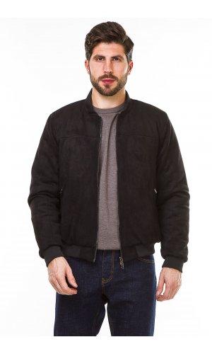Куртка замшевая Jlab+Remix V1998-117 (Черный)