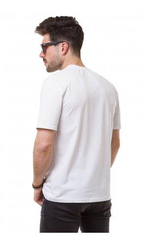 Футболка Madoc PNY060025311037 Белый