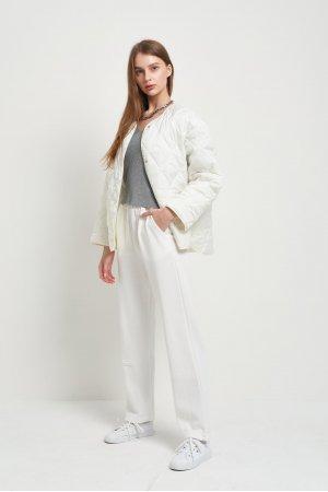 Куртка-Ветровка Remix W 033-1 Белый - фото 2
