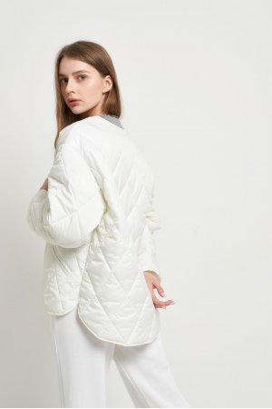 Куртка-Ветровка Remix W 033-1 Белый - фото 1