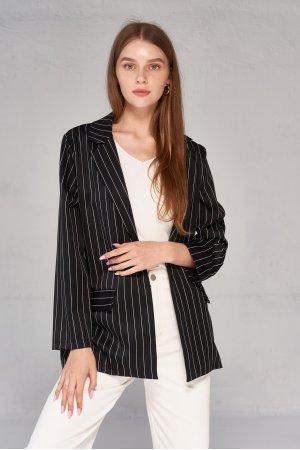 Пиджак Blu Royal 0583 Черный