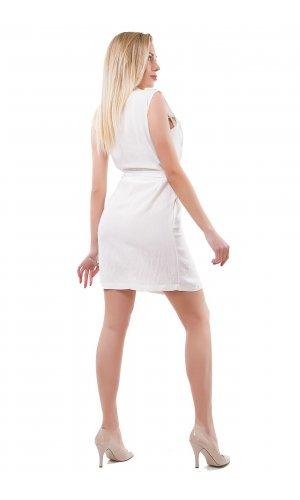 Сарафан Lara La2067 (Белый)