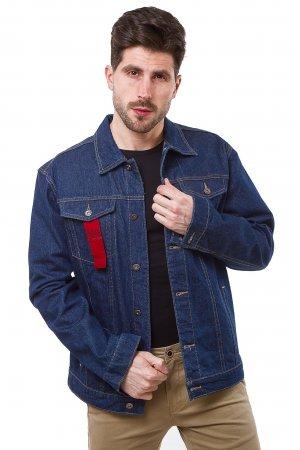 Куртка джинсовая Y.TWO Y302 Синий - фото 2