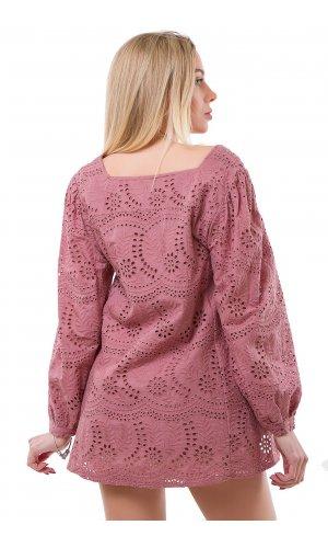 Блуза Remix W/More 5588 (Розовый)