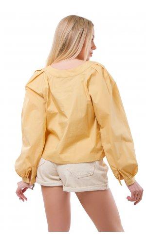 Блуза Molorda 603095 (Желтый)