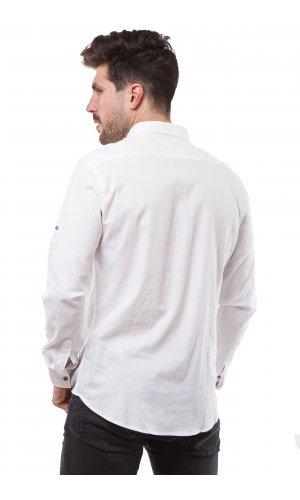 Рубашка Madoc GOM080008183037 (Белый)