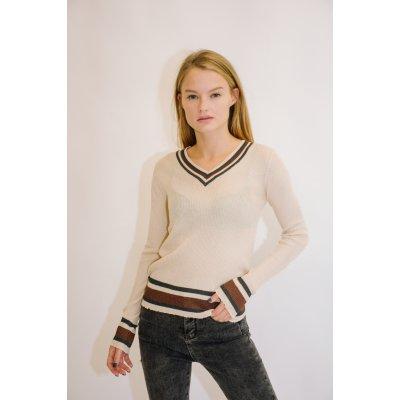 Пуловер Remix W 18031  (Бежевый)