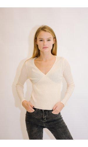 Пуловер Max 19510  (Св.Бежевый)