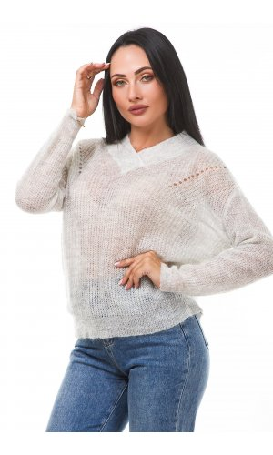 Пуловер Aimi 16953 (Серый )