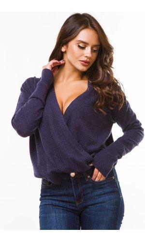 Пуловер Remix W 17605 (Фиолетовый)