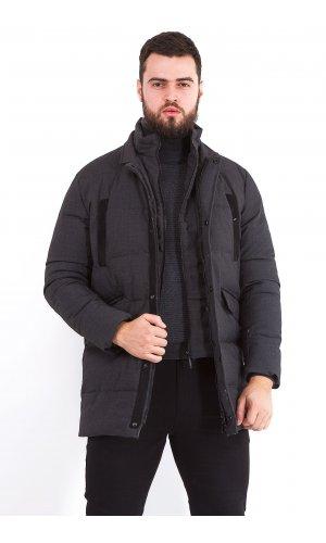 Куртка Jlab+Remix 19-129 (Серый)