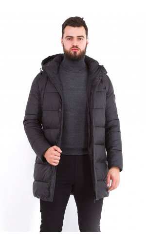 Куртка Jlab+Remix 19-196 (Черный)