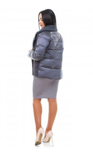 Куртка Evacana EV19-9257 (Синий )