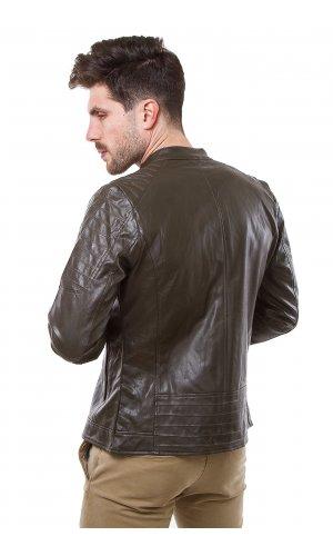 Куртка 2671 (коричневый)